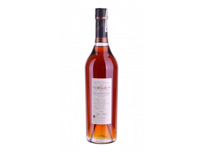 Maison Gélas, Single Variety Ugni Blanc, 18 let, armagnac, 0,7l