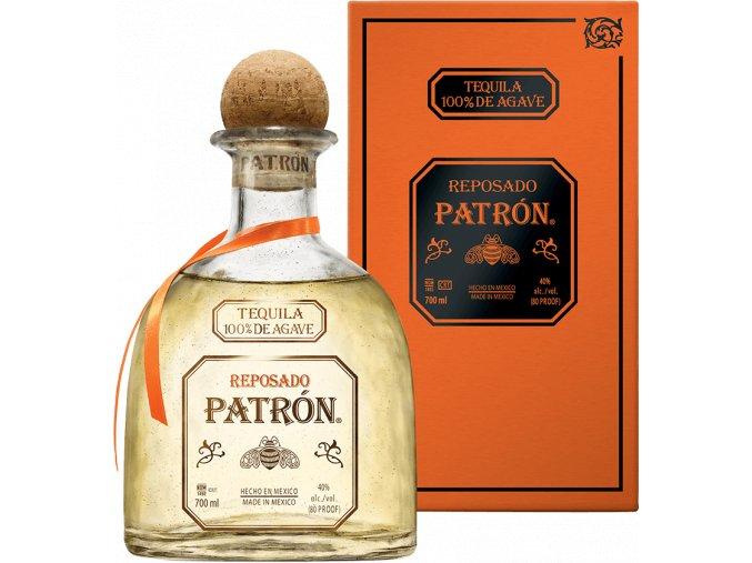 Tequila Patrón Reposado, 0,7l6