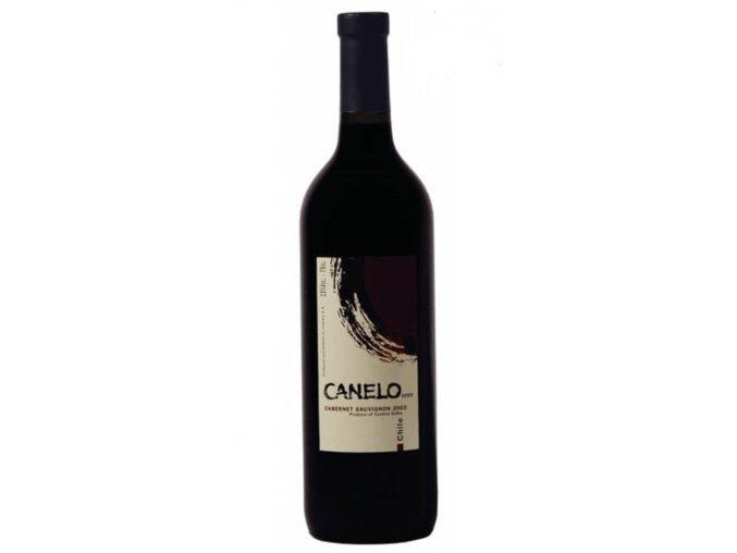 Canelo, Cabernet sauvignon, 0,75l