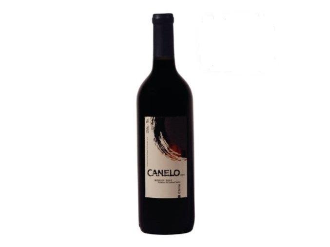 Canelo, Merlot, 0,75l