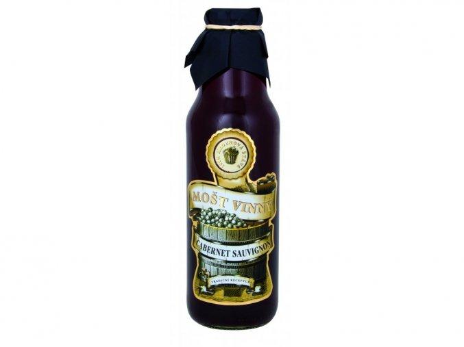 Vinný mošt, Cabernet sauvignon, 0,75l, Válková