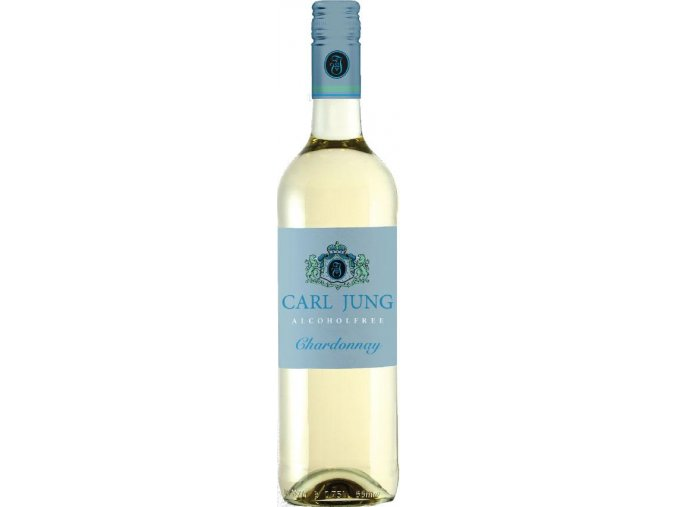 Carl Jung Chardonnay, nealko, 0,75l