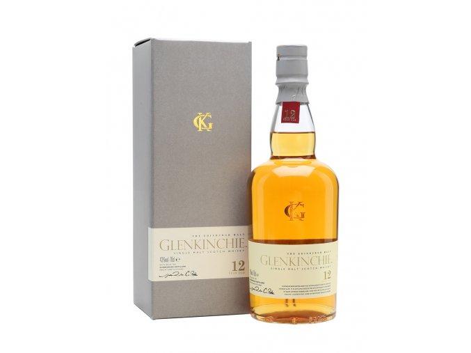 Glenkinchie 12 YO, 43%, 0,7l