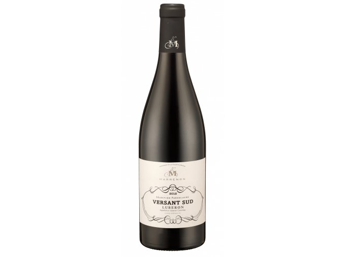 Marrenon Luberon rouge, Versant SUD, 0,75l