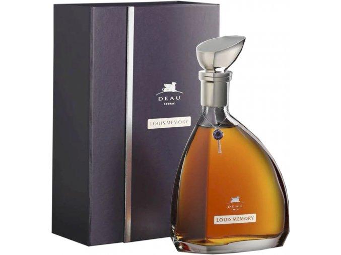 Cognac Deau Louis Memory2