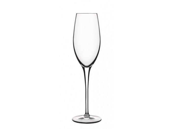 Sklenice na sekt Royale Champagne, Luigi Bormioli, 210ml, 6ks