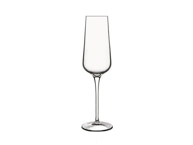 Sklenice na šumivé víno Intenso Flute, Luigi Bormioli, 240ml, 6ks