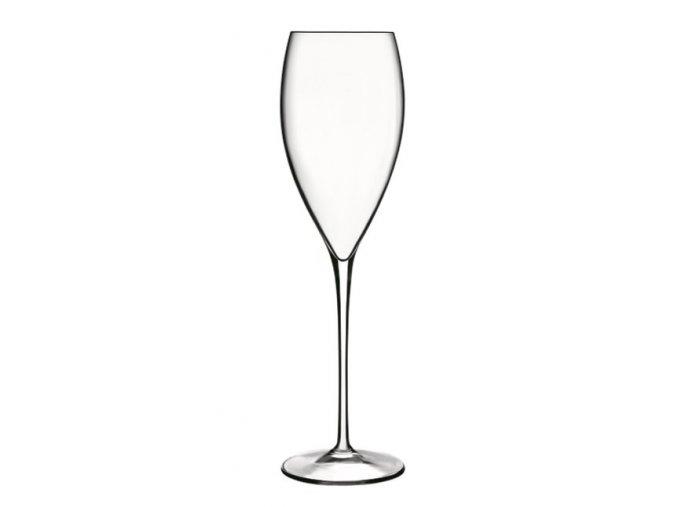 Sklenice na šumivé víno Magnifico Flute, Luigi Bormioli, 320ml, 6ks