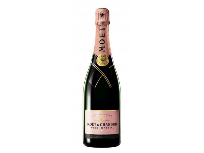 Moët & Chandon Imperial Brut Rosé, 0,75l