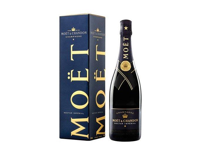 Moët & Chandon Imperial Nectar + box, 0,75l