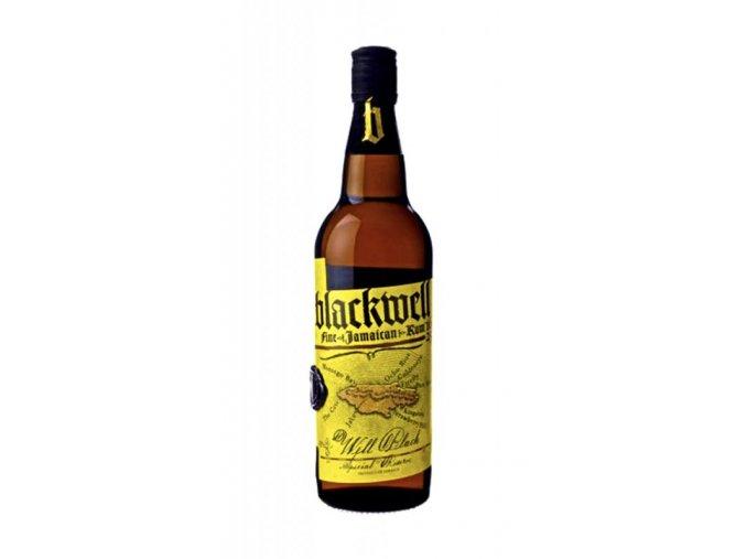 Blackwell Jamaica rum, 40%, 0,7l