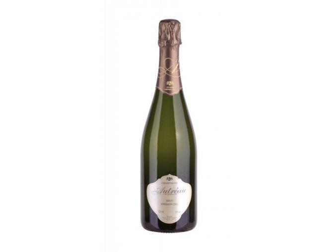 Champagne Autreau 1er Cru, brut, 0,75l