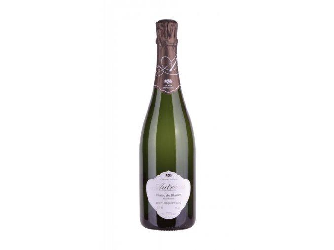 Champagne Autreau Blanc de Blanc 1er Cru, brut, 0,75l