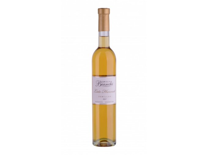 Semillon, Famiglia Bianchi, Late Harvest, Valentin Bianchi, 0,5l
