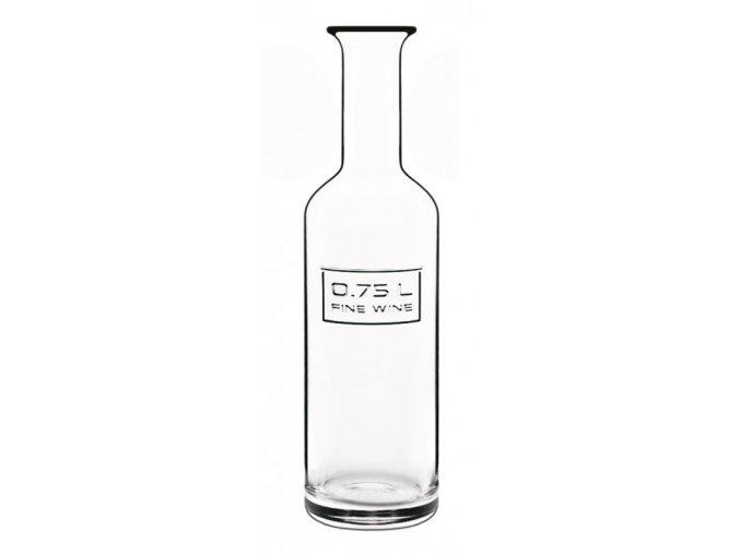 Karafa na víno Optima, Luigi Bormioli, 0,75l