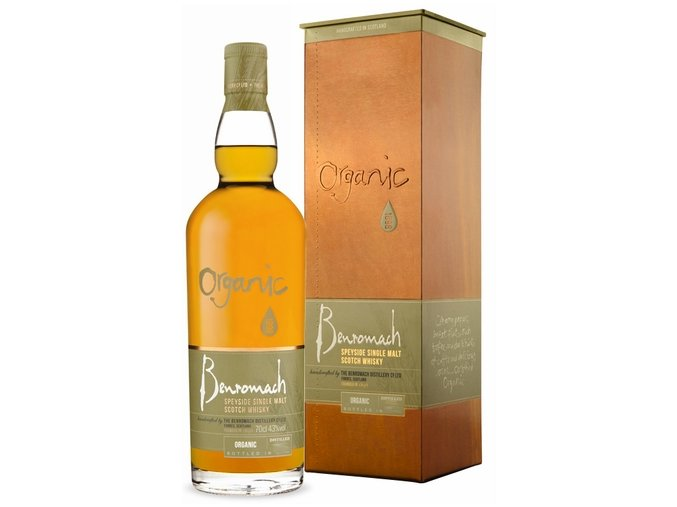 Benromach Organic, 0,7l
