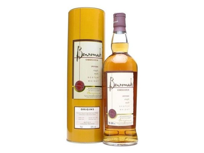 Benromach Origins, Gift Box 0,7l