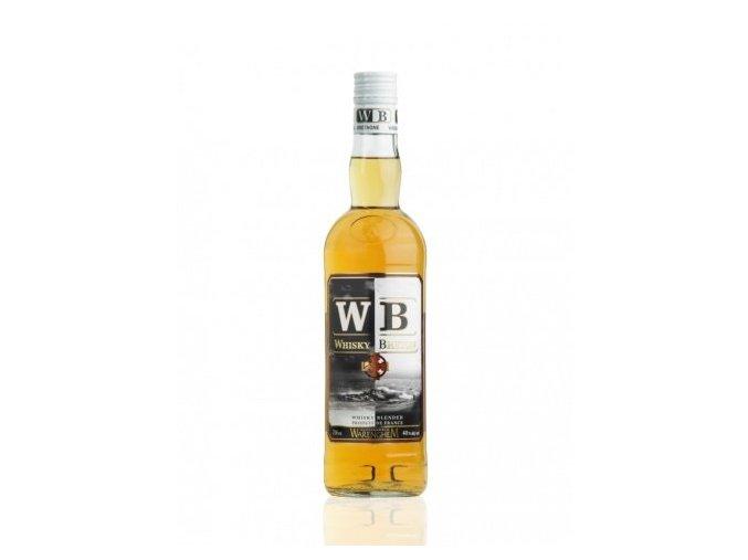 Whisky Breton blended, 0,7l