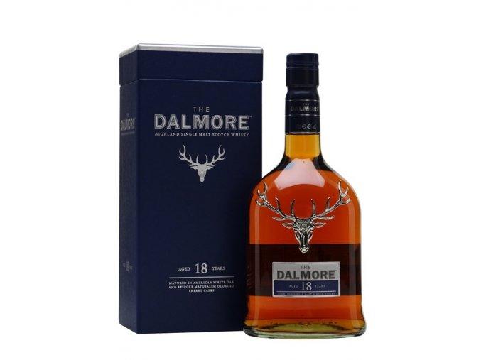 Dalmore 18 YO, 43%, 0,7l