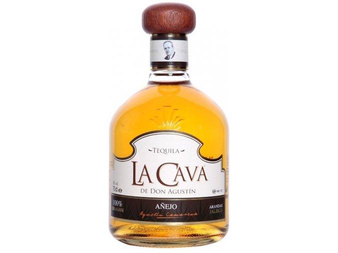 La Cava De Don Agustin Anějo, 0,7l