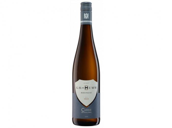 GH von Mumm Riesling classic trocken, 0,75l