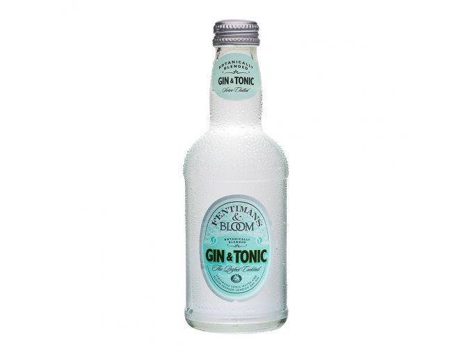 Fentimans & Bloom Gin & Tonic, 275ml
