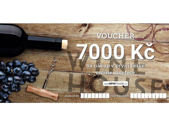 voucher 7000