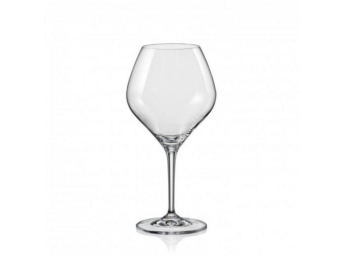 Sklenice na víno Amoroso, Crystalex, 350ml, 2ks
