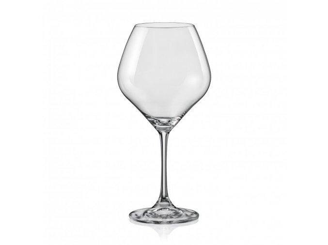 Sklenice na víno Amoroso, Crystalex, 450ml, 2ks