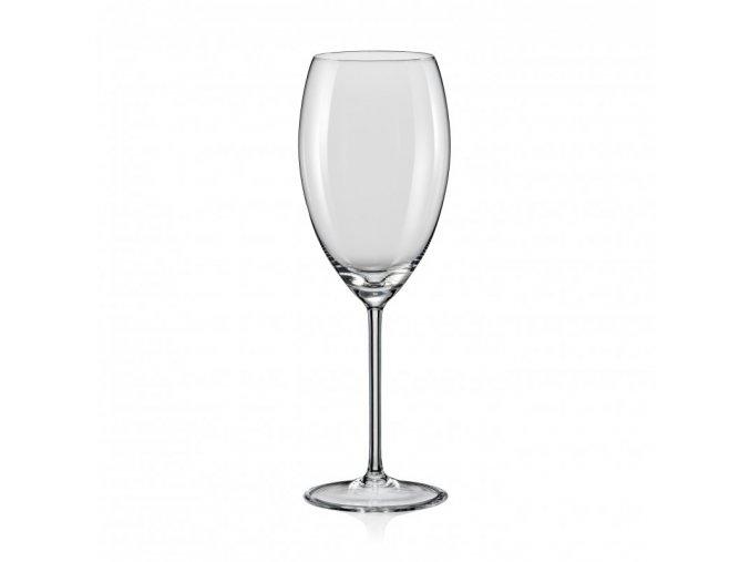 Sklenice na víno Grandioso, Crystalex, 450ml, 2ks