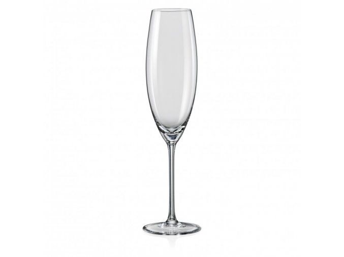 Sklenice na šumivé víno Grandioso, Crystalex, 230ml, 2ks