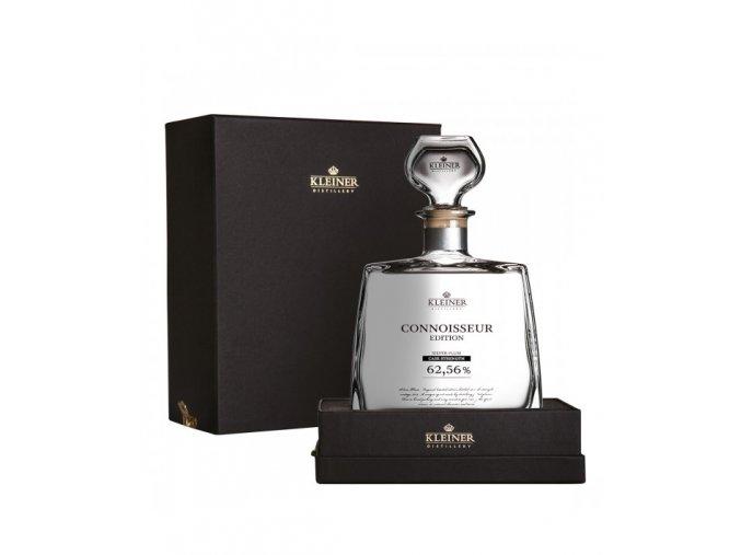 Kleiner Connoisseur Edition Silver Plum, Gift Box 0,7l