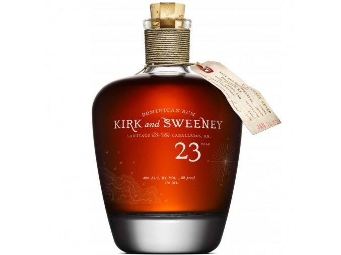 Kirk and Sweeney 23 YO, 40%, 0,7l