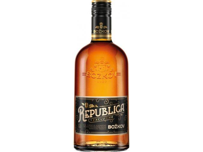 Rum Božkov Republica, 38%, 0,7l