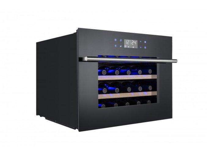 Chladnička na víno Humibox BU 24 A1