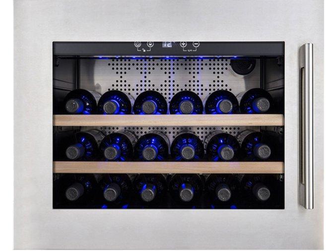 Chladnička na víno Humibox BU 143 LV