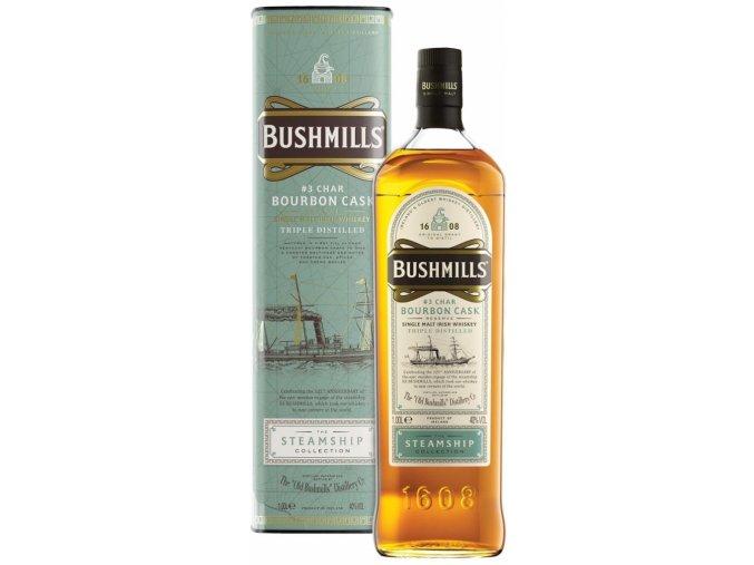 Bushmills Steamship Bourbon
