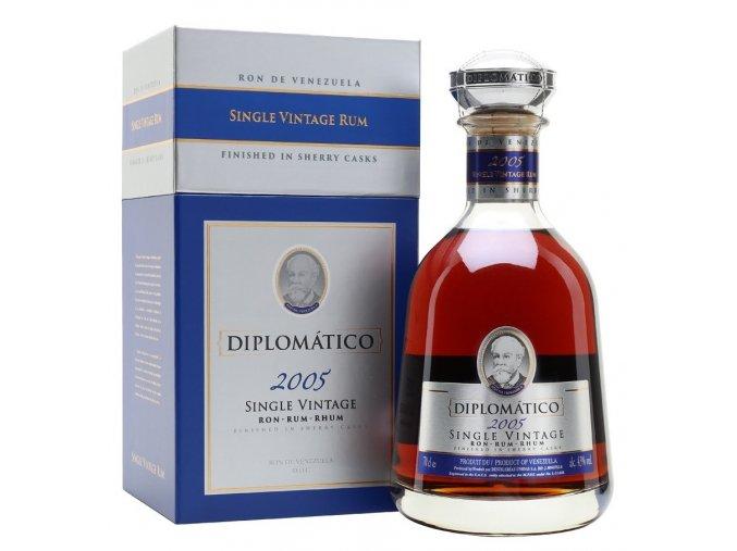 Diplomatico Single Vintage 2005.....
