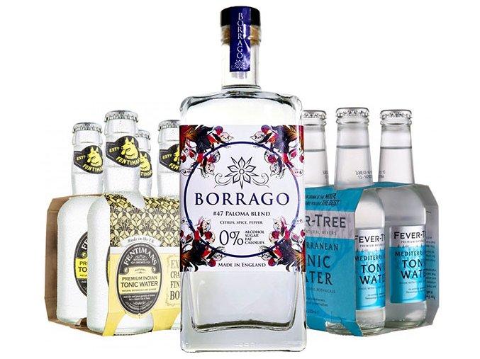 Gin tonic 600