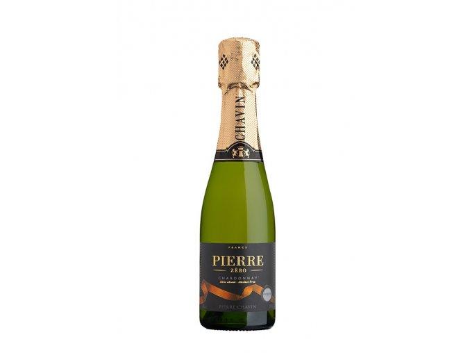 MINI Pierre Zero SEKT Chardonnay nealko 0%, 0,2l