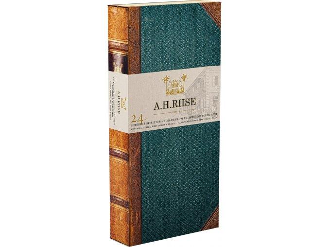Rumový kalendář A.H.Riise 2019, 24x200ml
