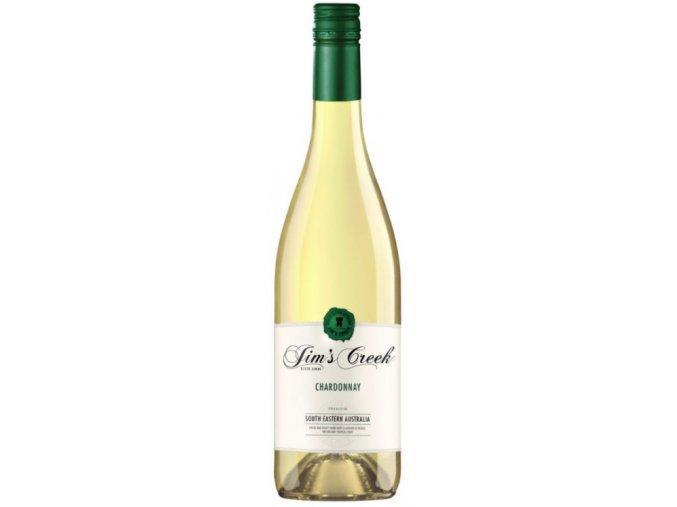 Jim´s Creek Chardonnay, 0,75l