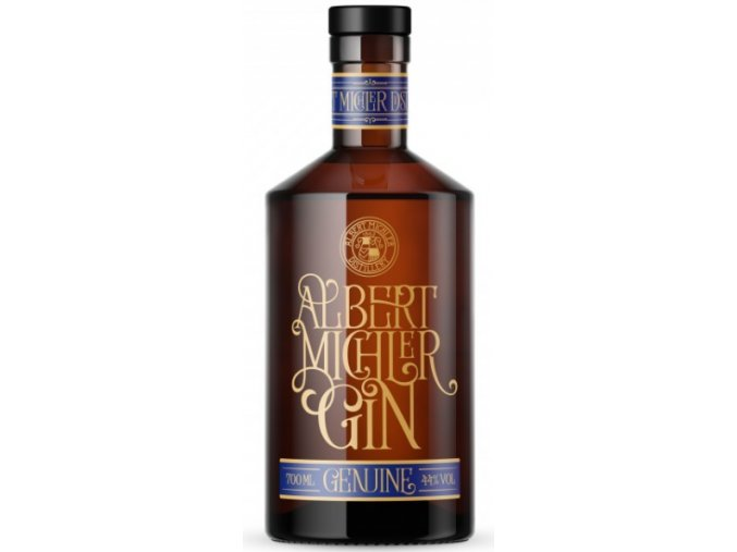 Michlers Gin Genuine