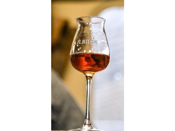 Rumová sklenice A.H.Riise