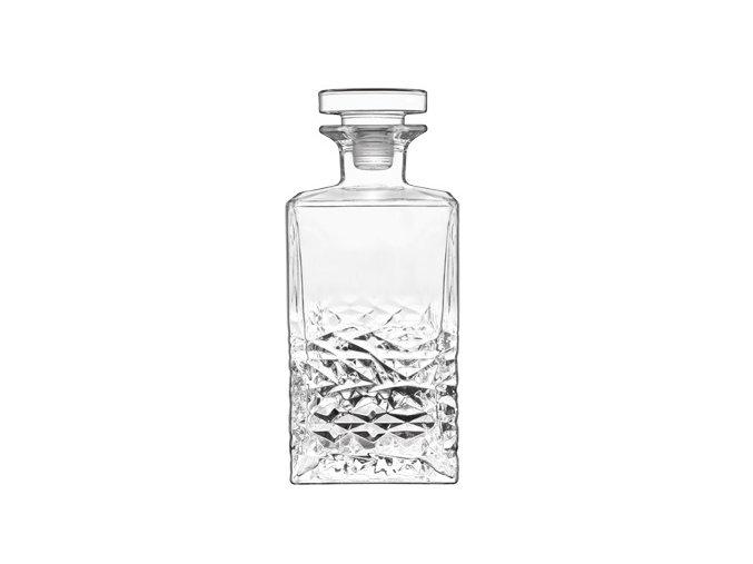 Karafa na destiláty Mixology, Luigi Bormioli, 750ml, 1ks