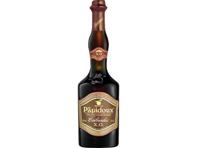 Calvados Papidoux XO, 40%, 0,7l