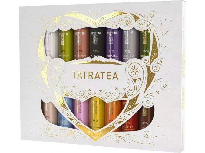 MINI Tatratea mini set mix IV.,14x0,04l