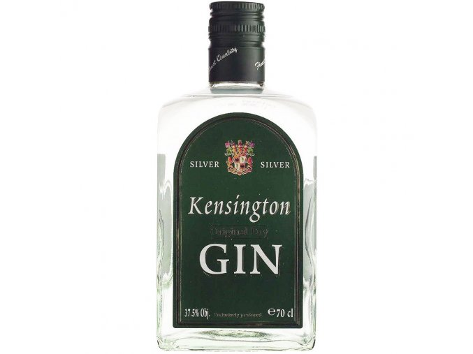 Kensington Dry Gin Silver, 37,5%, 0,7l