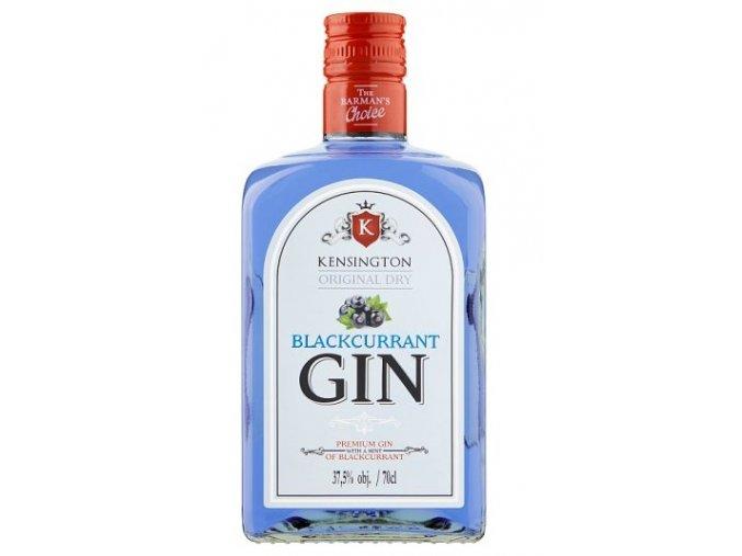 Kensington Dry Gin BLACK CURRANT, 37,5%, 0,7l