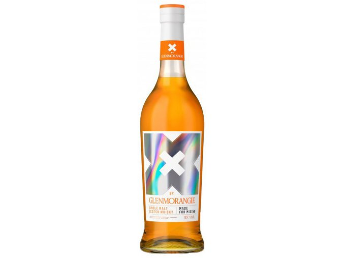 01 Bottle image X by Glenmorangie